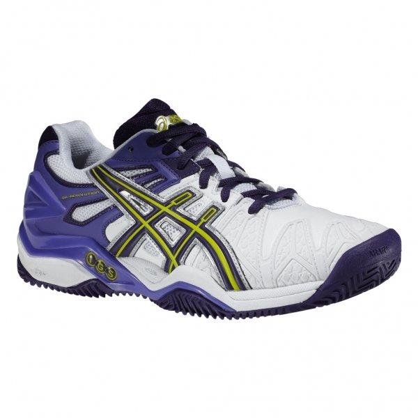 Asics Gel Resolution 5 Clay - dámské tenisové boty  075a5df8daa