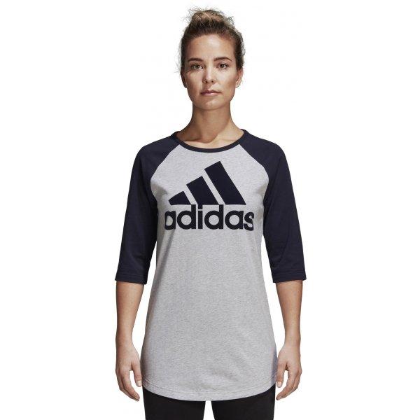 ead8397e22d0 adidas Sport ID Baseball T-Shirt - dámske tričko