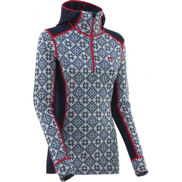 6e89444d238 Kari Traa Rose Hood - dámské tričko