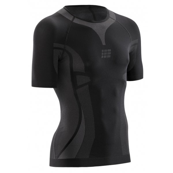 41aa3a6aa8af CEP Ultralight tričko s krátkym rukávom pánske čierna - pánske tričko